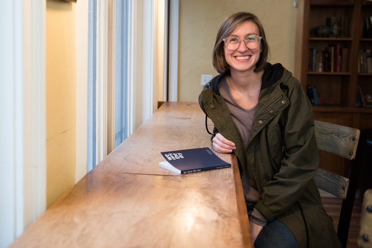 M.F.A. Student Joins National Conversation on Women's Rights