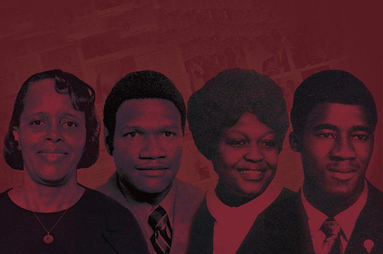 CofC Athletics to Honor Cougar Trailblazers for Black History Month