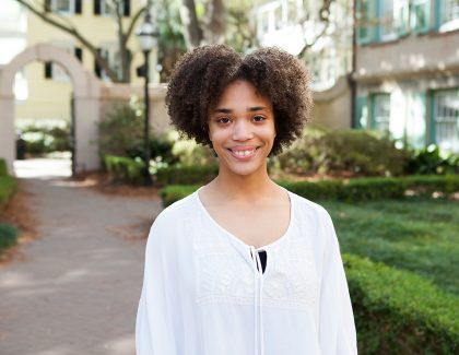 Honors College Student Embraces Every New Connection