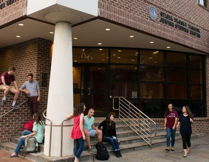 College Holds 80th Anniversary Remembrance of Kristallnacht