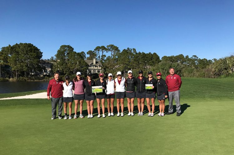 Cougar Pride is Running High as Golf Teams Score a Rare Double Win