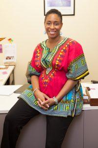 Kameelah L. Martin, director of African American Studies