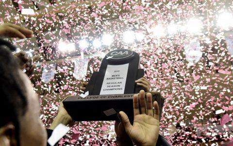 Cougars Claim CAA Regular-Season Title With 11th-Straight Win
