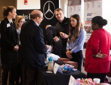 Students Gain Industry Insight at German-American Business Summit