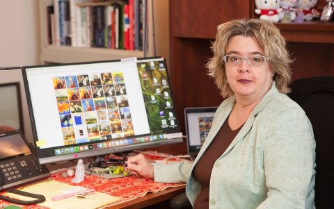 CofC Professor Paints a New Landscape with Computer Art