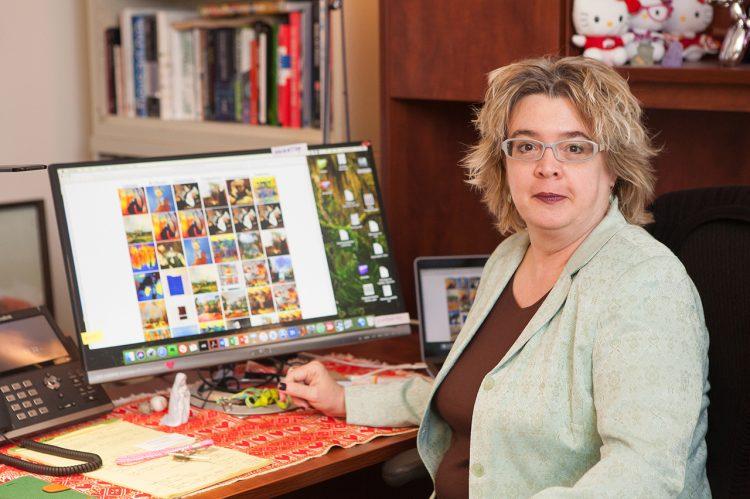 CofC Professor Paints a New Landscape with Computer Art