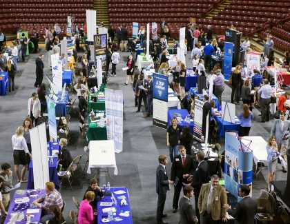 More Than 70 Employers Attending Career and Internship Fair
