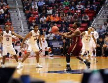Cougars Fight to the End in Loss to Auburn