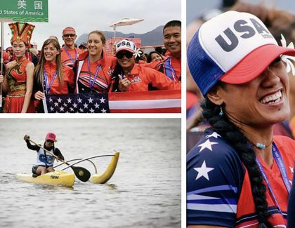 Champion Dragon Boat Racer to Share Story of Adversity, Triumph