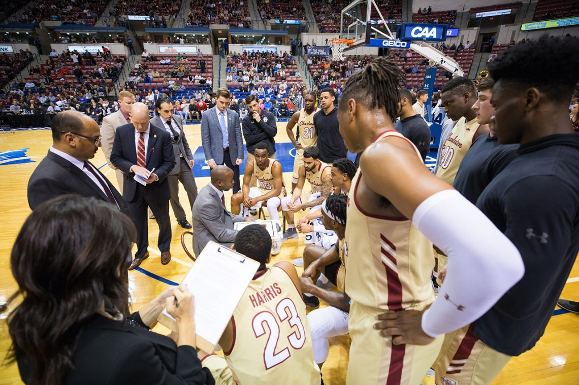Take Another Look at CofC's History-Making CAA Title Win