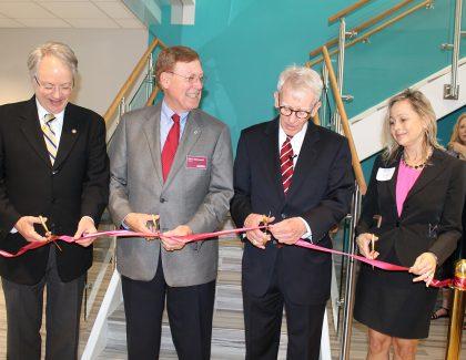 College of Charleston Dedicates New Riley Center