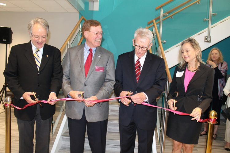 College of Charleston Dedicates New Riley Center