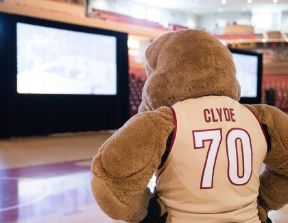 CofC to Host NCAA Game-Watch Party in TD Arena