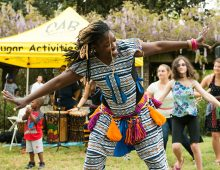 CofC to Hold 10th Annual World Cultures Fair