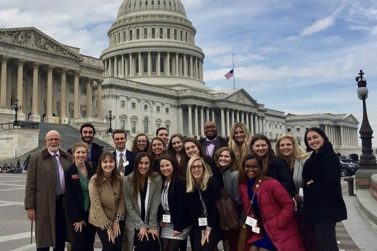 Martin Scholars Get a Taste of Life in Communications
