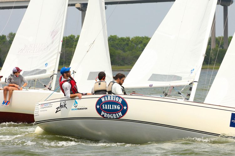 A Sporting Synergy: CofC Sailing and Sperry Charleston Race Week