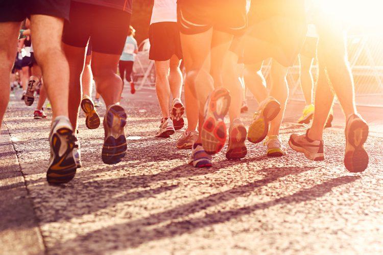 Cooper River Bridge Run Training Program Gets CofC Off to a Running Start