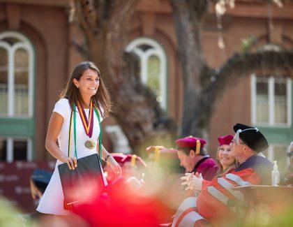 Actor, Alumnus Matt Czuchry To Grads: Seize the 'Present Moment'