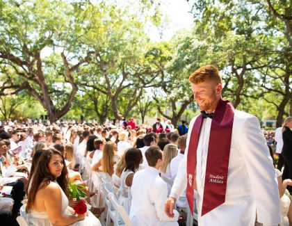 Relive Spring Commencement 2018 in Video and Photos