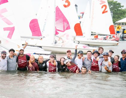 CofC Sailing Captures Team Race National Championship