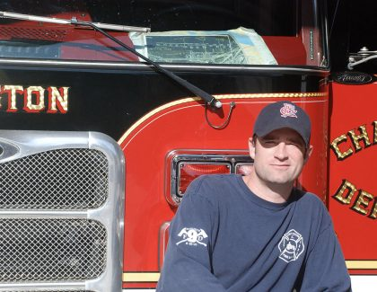 For Firefighter Grad, Earning Degree was a Journey