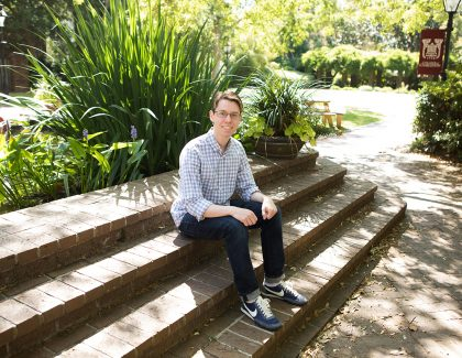 Physics Graduate Unravels Time with Research