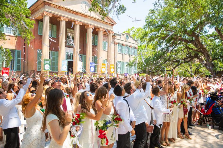 Judge Praises Class of 2018 at Spring Commencement