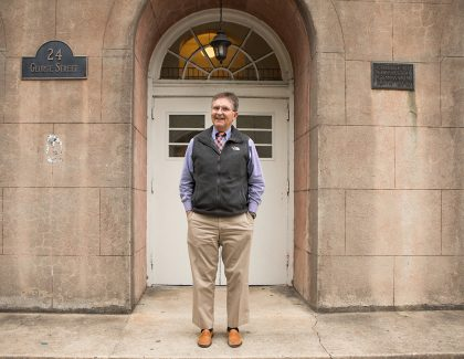 New Exercise Science Scholarship Honors Retiring Professor
