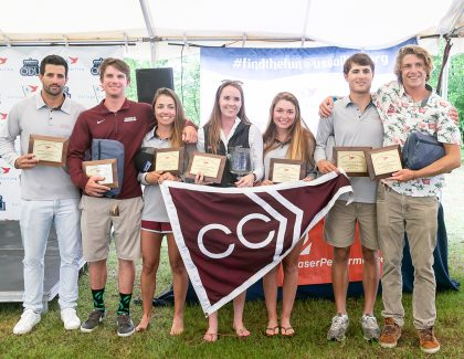Cougar Sailors Win Top National Honors