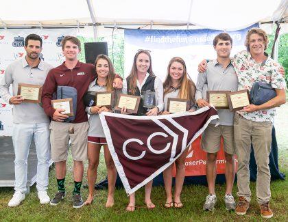 Cougar Sailors Win Top National Honors