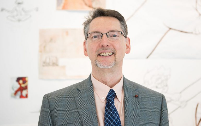 Art History Scholarship Honors Retiring Dean