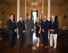 College Welcomes New Trustees to Board