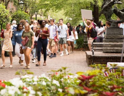 Orientation: Welcome to CofC