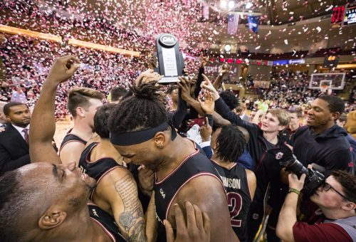 Recapping Men's Basketball Championship Season