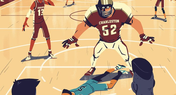 The Sporadic, Short Life of CofC's Football Team