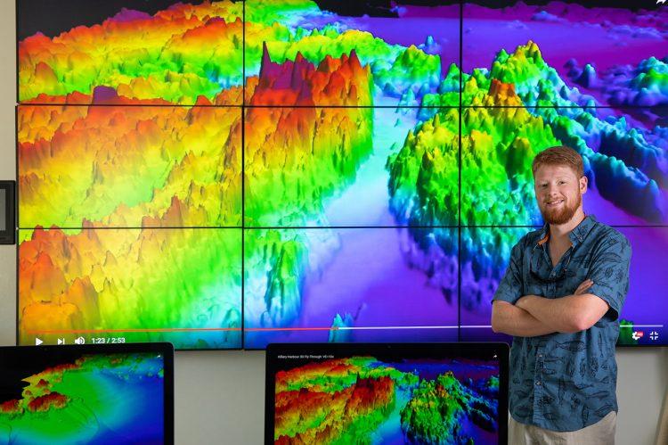 Geology Grad Charts New Terrain