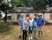 Historic Preservation Program Assesses Jim Crow Era Schoolhouse