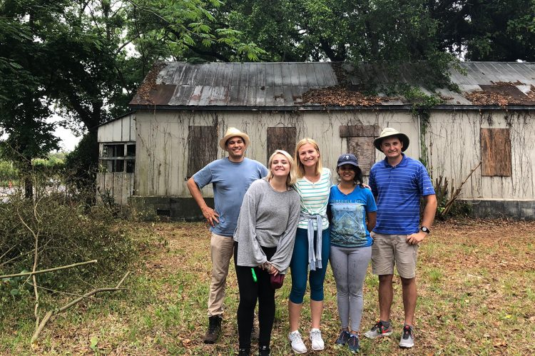 Historic Preservation Program Assesses Jim Crow Era Schoolhouse