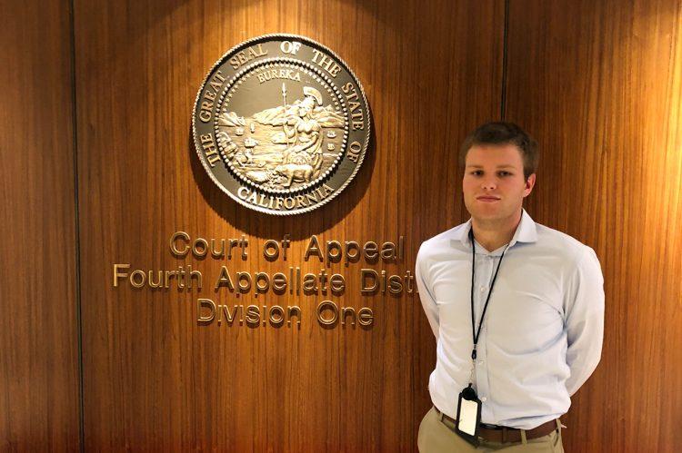 Internship Spotlight: Judicial Intern at 4th District Court of Appeal