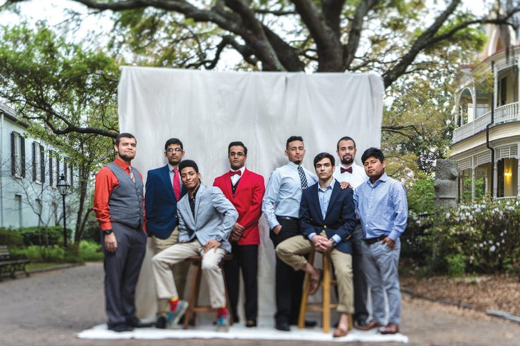 Greek Goes Latin With Latino Fraternity