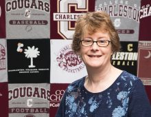 Parent Raises Money With CofC T-Shirt Quilt