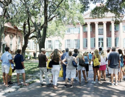5 Things to Know When You Visit CofC This Summer