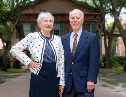Scholarship Continues Family's Legacy of Learning
