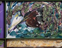 Audubon-Inspired Art Takes Flight at the Halsey