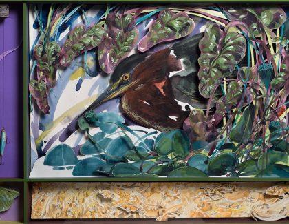 Audubon-Inspired Art Takes Flight at the Halsey
