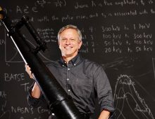 Professor Reveals Groundbreaking Research in Gamma-Ray Bursts