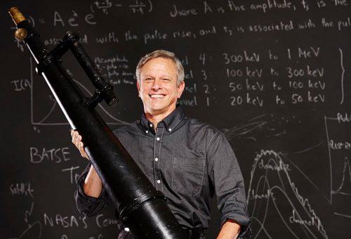 Professor Reveals Groundbreaking Research in Gamma-Ray Bursts