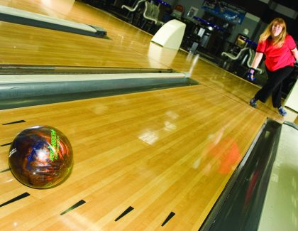 Spare Time: Michelle Smith Bowls to Win