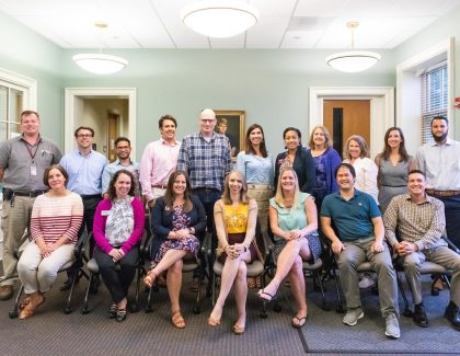 Staff Advisory Committee Charts Course for Academic Year