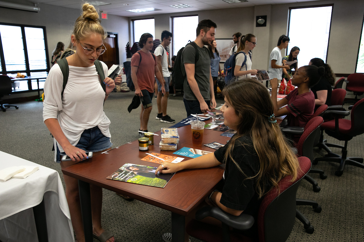 Hurricane Florence Put College Of Charleston Events On Hold So We Re Using Photos From The Past Three Weeks To Catch You Up Everything Missed